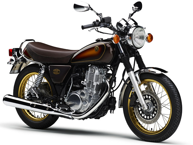 ヤマハ &nbspSR400 40th Anniversary Edition