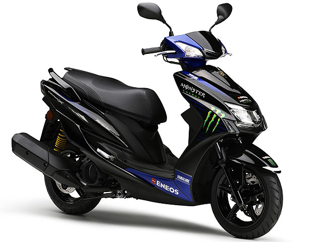ヤマハ &nbspシグナスXMonsterEnergy YamahaMotoGP Edition