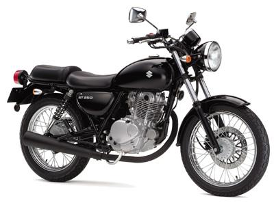 goobike】バイクカタログ:スズキ ST250|SUZUKI ST250