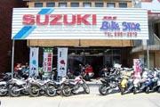 沖縄県のバイクショップならSBSバイクスター
