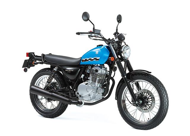 日常の足から旅の道具までマルチに活躍! 126cc〜250ccギア付き&スクーターモデル