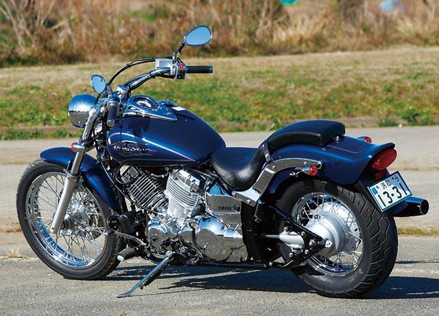 新車・中古バイクの検索:記事試乗レポートヤマハドラッグスター400