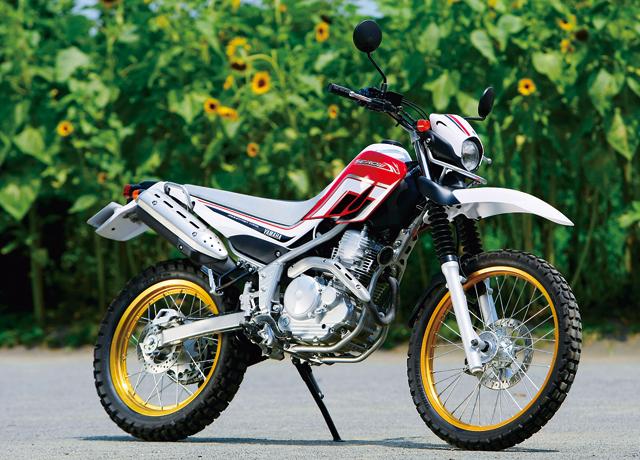 現行250ccオフロードバイク【CRF250L KLX250 WR250R SEROW250】